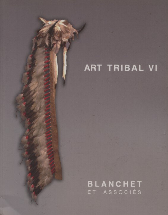 Blanchet September 2004 Tribal Art