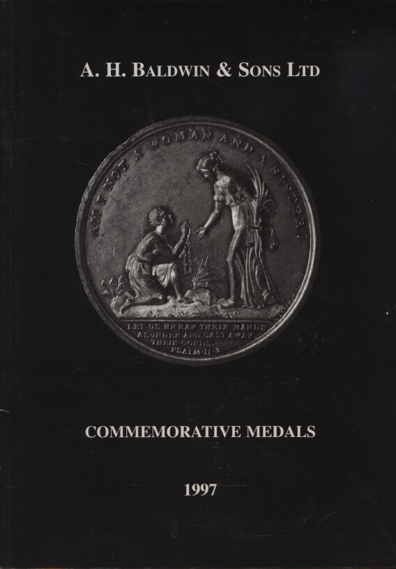 A.H. Baldwin 1997 Commemorative Medals