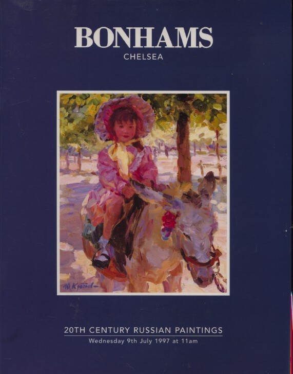 Bonhams July 1997 20th Century Russian Paintings