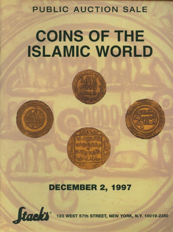 Stacks December 1997 Coins of the Islamic World