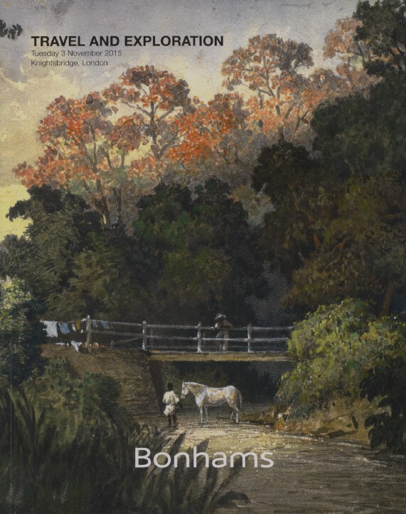 Bonhams November 2015 Travel and Exploration