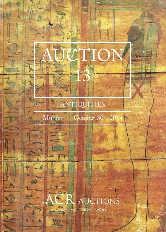 ACR October 2014 Antiquities
