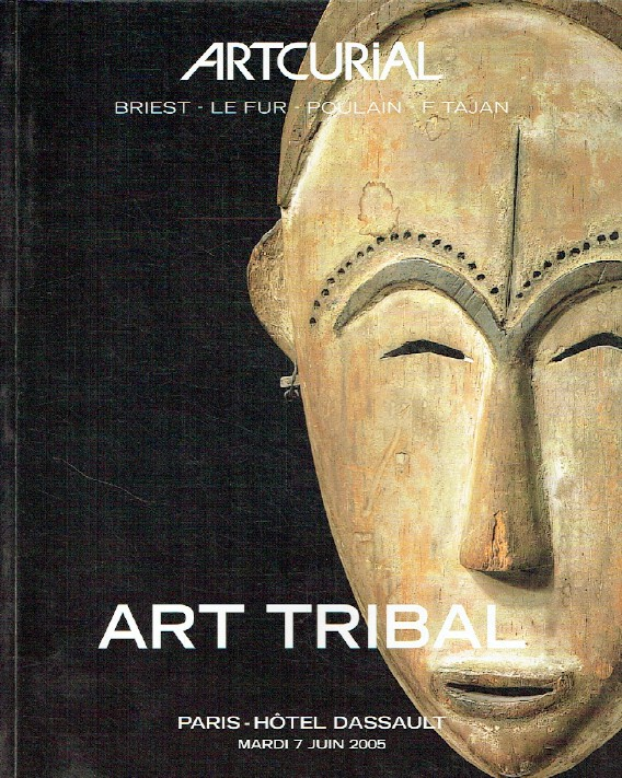 Artcurial June 2005 Tribal Art