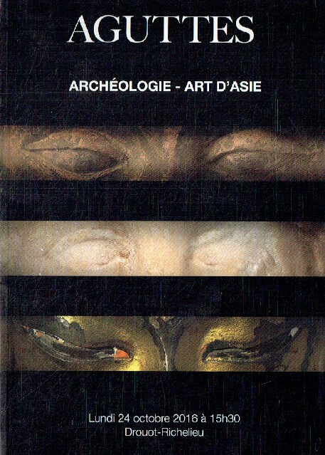 Aguttes October 2016 Archeology - Asian Art