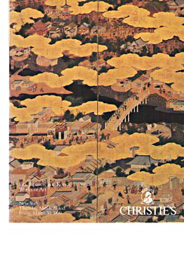 Christies March 1990 Fine Japanese and Korean Works of Art