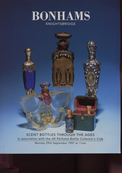 Bonhams 1997 Scent Bottles Through the Ages