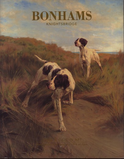 Bonhams 1998 Dogs and Cats in Art