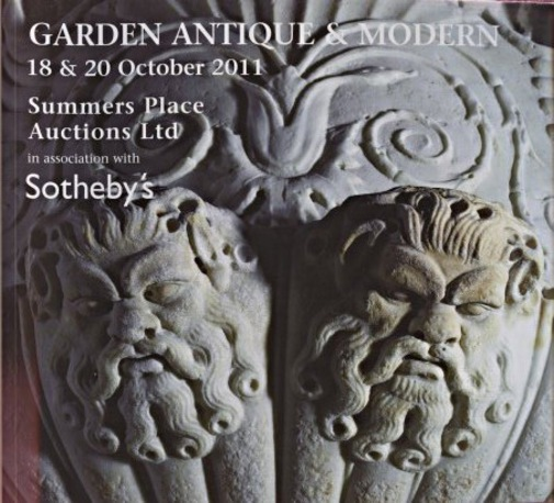Sothebys 2011 Garden Antique & Modern