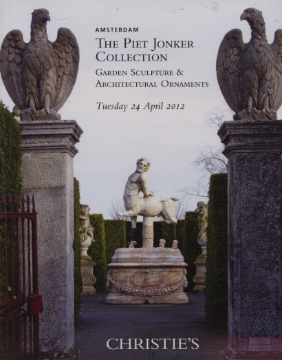Christies 2012 Jonker Collection Garden Sculpture etc