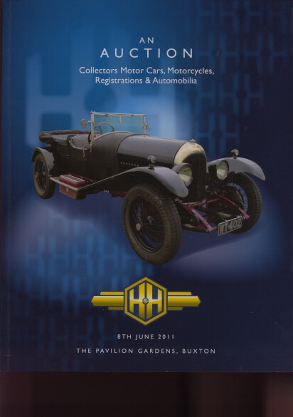 H&H 2011 Collectors Motor Cars, Motorcycles & Automobilia