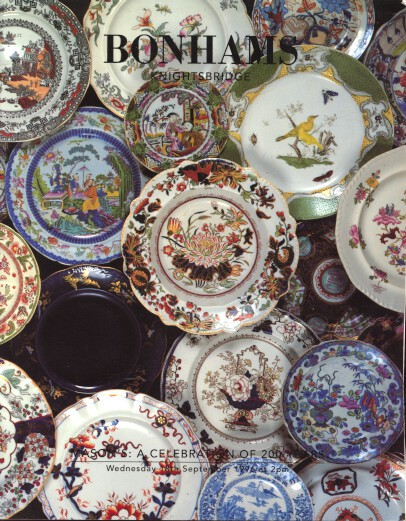 Bonhams 1996 Masons Ironstone, Celebration of 200 Years