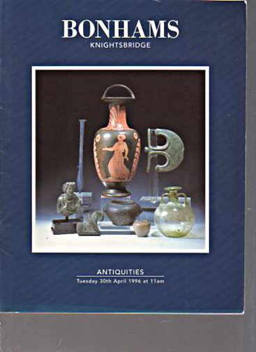 Bonhams 1996 Antiquities