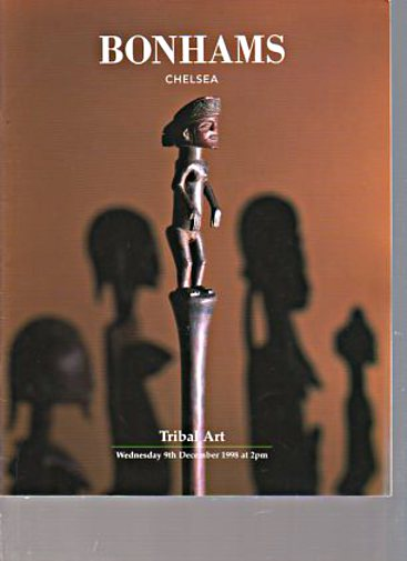 Bonhams 1998 Tribal Art