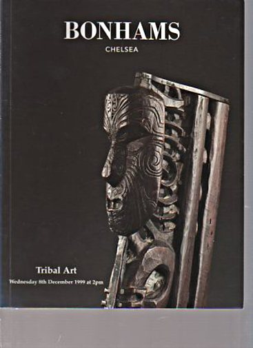 Bonhams 1999 Tribal Art