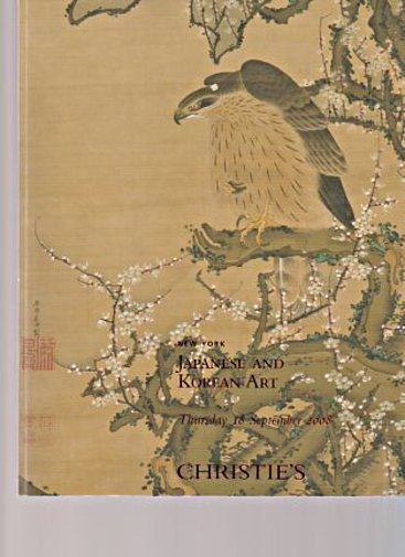 Christies September 2008 Japanese and Korean Art