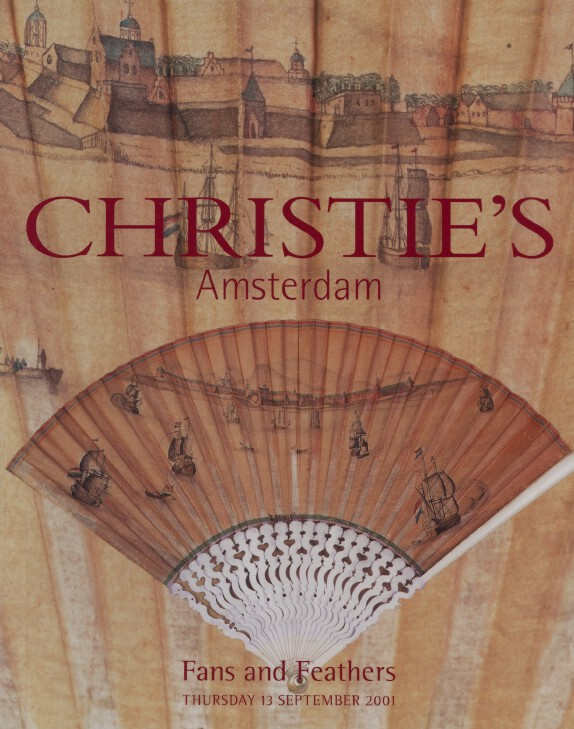 Christies September 2001 Fans and Feathers