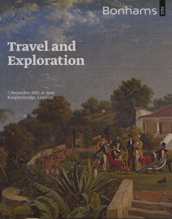 Bonhams December 2011 Travel and Exploration - Paintings