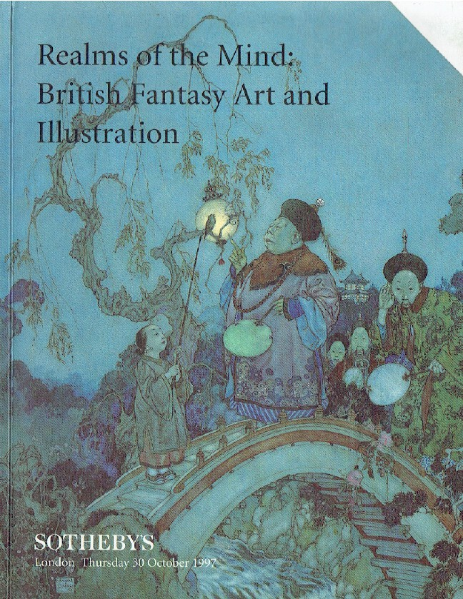Sothebys 1997 British Fantasy art & Illustration