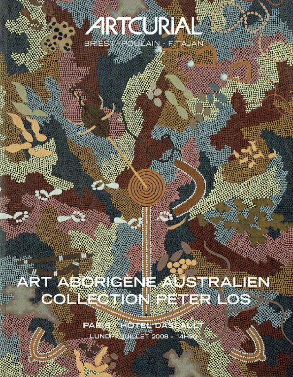 Artcurial July 2008 Aboriginal Australian Art - Peter Los Collection