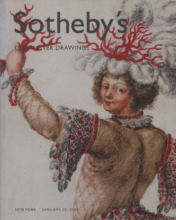 Sothebys January 2002 Old Master Drawings